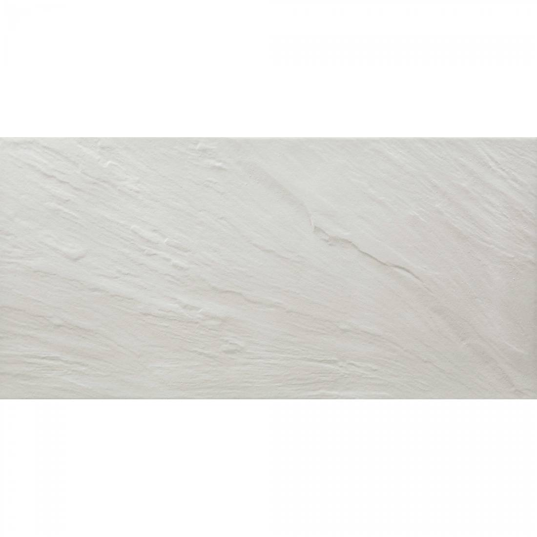 Pizzara 30x60 Satin White Matt 1