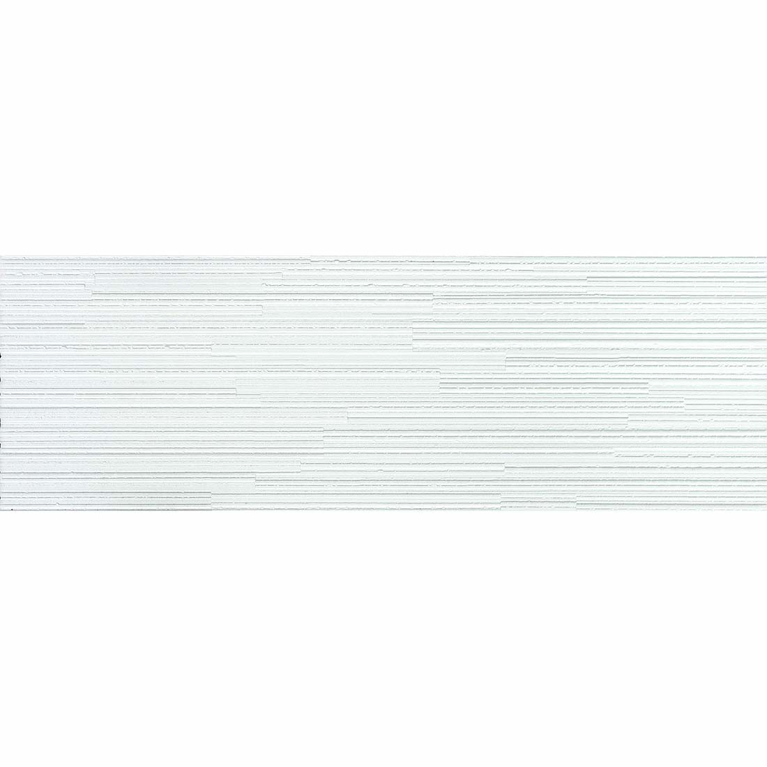 Plaster Lines 25x75 Blanco Matt 1