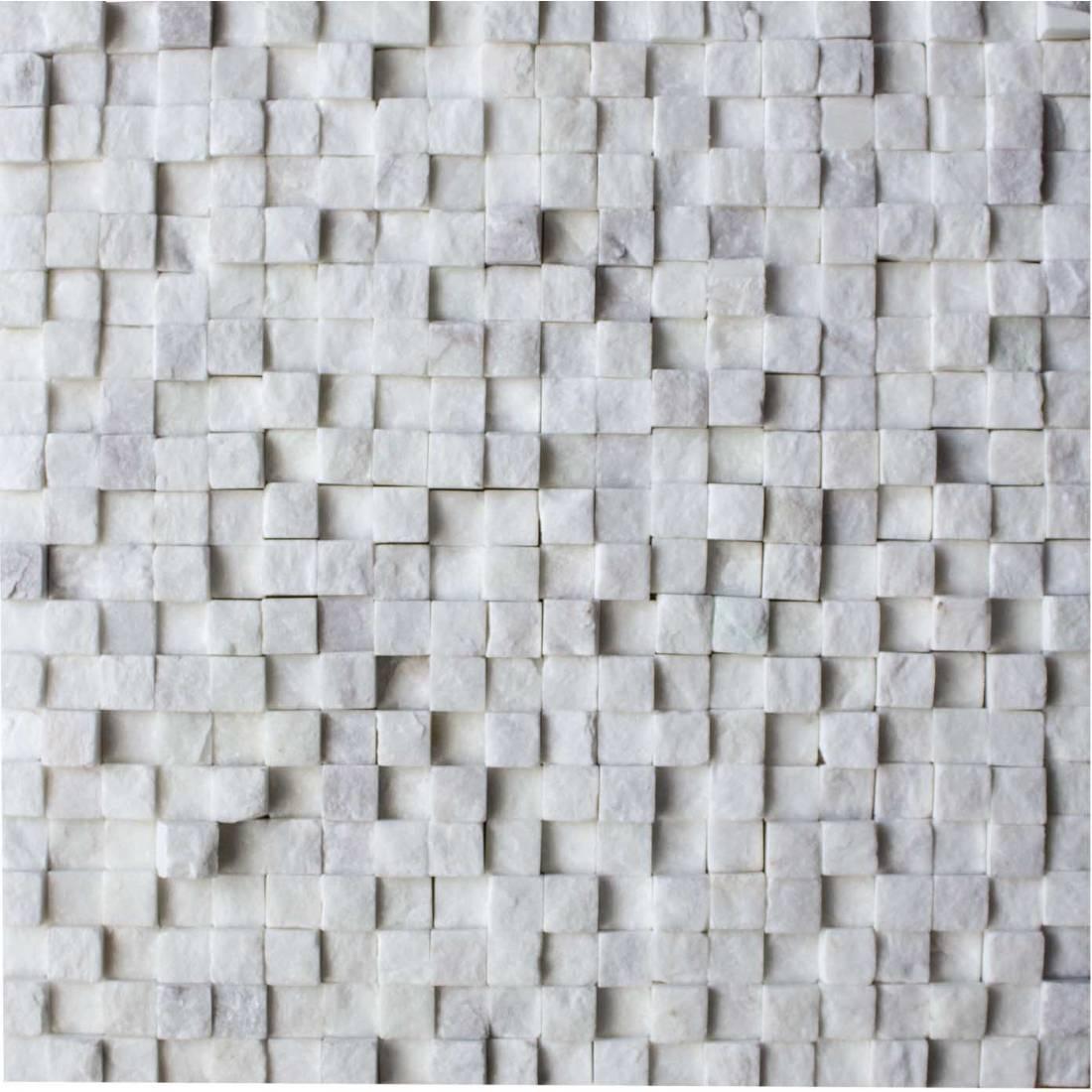 Rockface 30x30 White 1