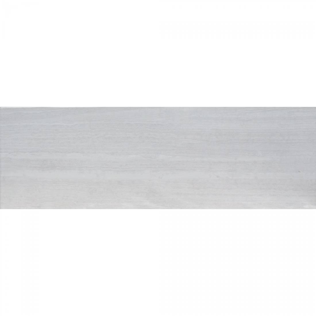 Senso 20x60 Light Grey Gloss 1