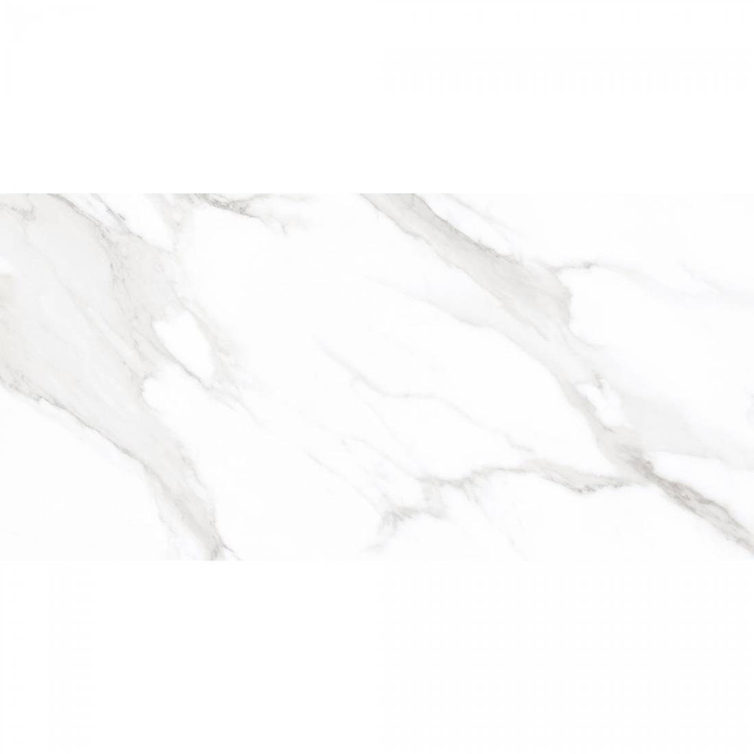 Statuario Mercury 60x120 White Polished 1