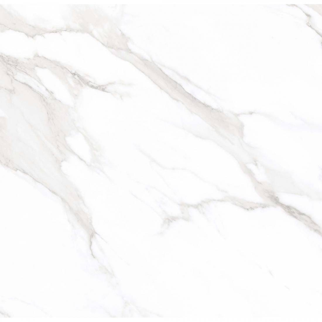 Statuario Mercury 60x60 White Polished 1