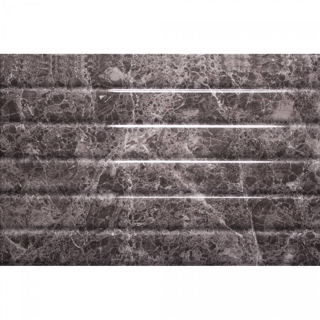 Stroud Relief Decor 30x45 Dark Grey 1