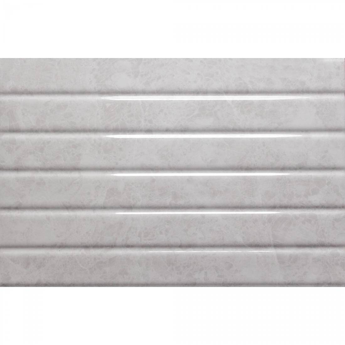 Stroud Relief Decor 30x45 Light Grey 1