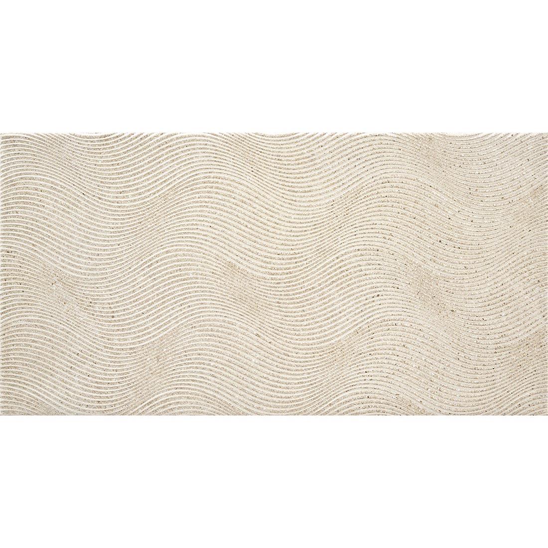 Valley Relief 31.6x60.8 Beige Matt 1