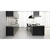 Davinci Carrara 30x30 White Gloss 2