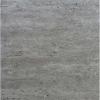 Grey Travertine 30x30 Dark Grey Matt 1