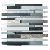 Mercury Glass 30.2x30.2 Grey