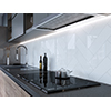 Metro 10x30 White Gloss Flat 3