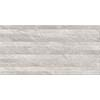 Momento Stripe Decor 30x60 Grey Gloss