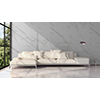 Statuario Mercury 60x60 White Polished 4