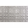 Subway Decor 33.3x55 Gris Matt